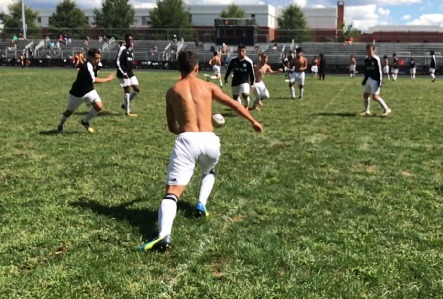 Boys Soccer Wins First Game Against Richard Montgomery