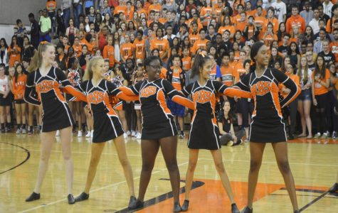 Fall 2017 Pep Rally Pictures