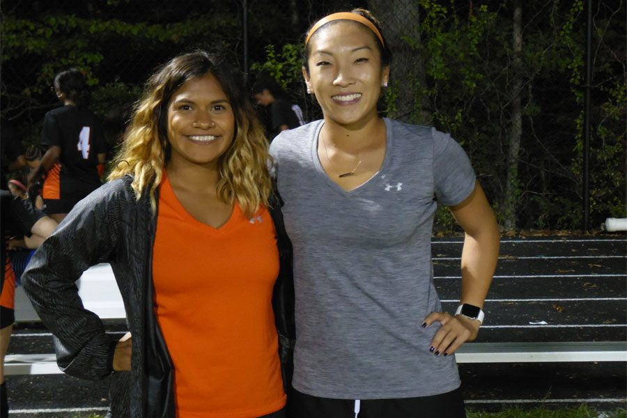 New Girls Soccer Coaches Bring Fresh Perspective to Team