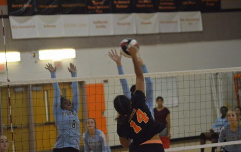 Girls Varsity Volleyball vs. Clarksburg HS Slideshow