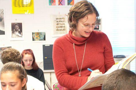 Teacher's Travels Inspire Change to Curriculum