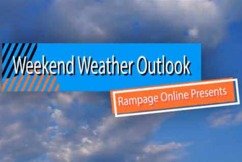 Weekend Weather Outlook Episode 2