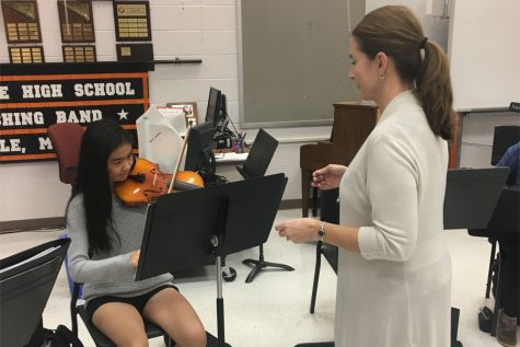 Band Hits High Note with New Director