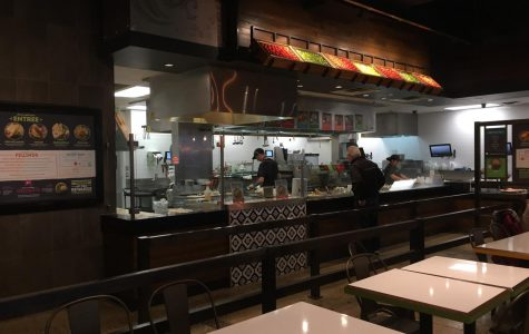 Battle of the Mexican Food Chains: Cafe Rio