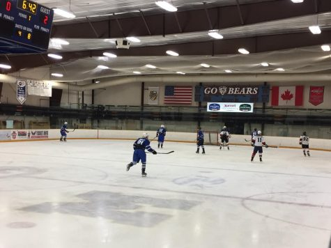 RAM Hockey Defeats the DC Stars