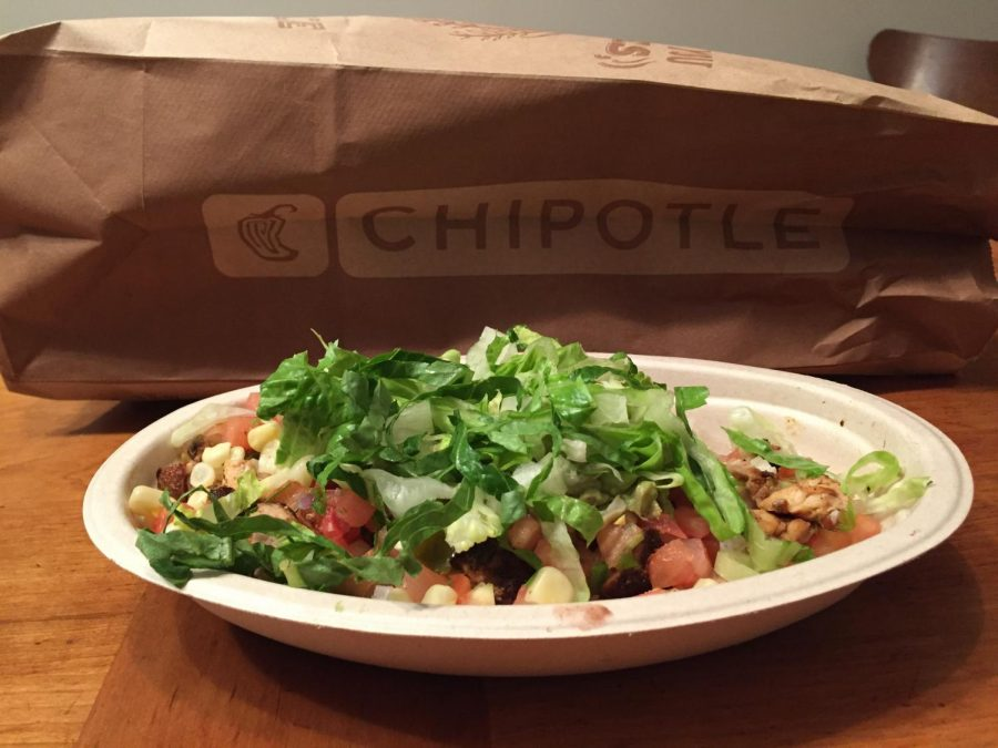 Big chain Chipotle was ranked first in Market Force's list of quick-service Mexican restaurants. Its menus is now vegan-friendly.