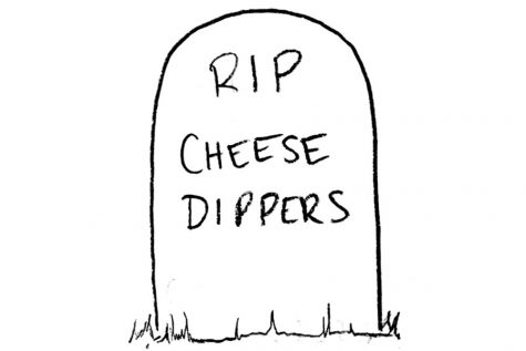 Cheese Dippers: Gone But Never Forgotten