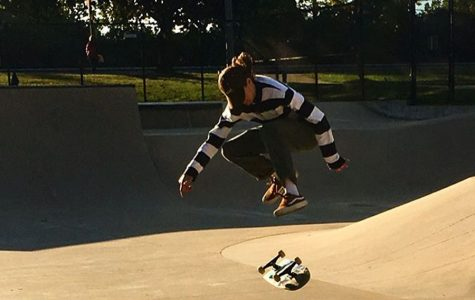 RHS Students Create Skateboarding Culture