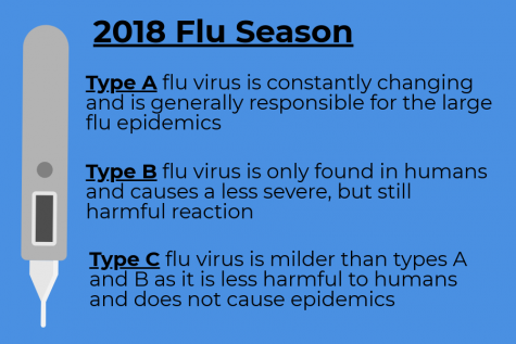 Flu Epidemic Stronger in 2018 Than Previous Years