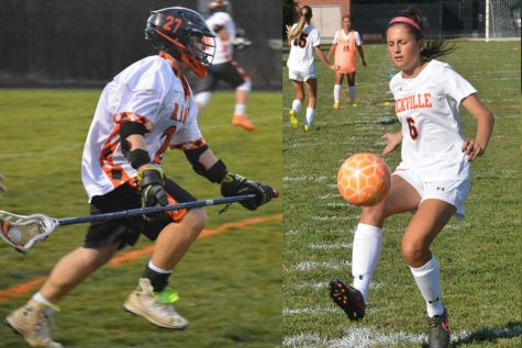 Determined Student Athletes Commit to Play College Sports