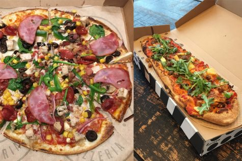 Battle of the Customizable Pizza Chain: Pieology, &pizza