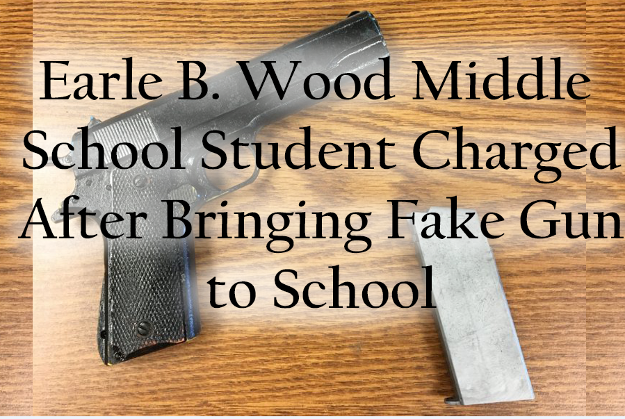 Earle+B.+Wood+MS+Student+Charged+After+Bringing+Fake+Gun+to+School