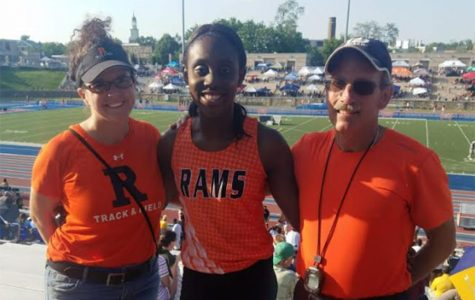 Wong Achieves Personal Goal, Races in States