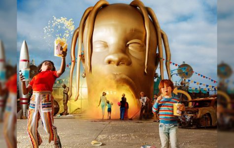 Scott Elevates Rap Game with Third Release, 'ASTROWORLD'