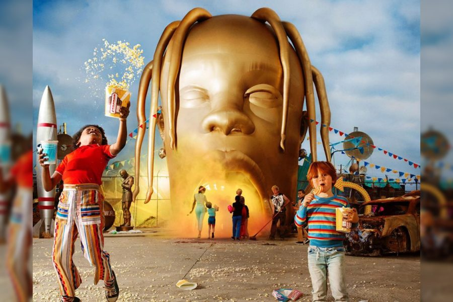 ASTROWORLD grapgic