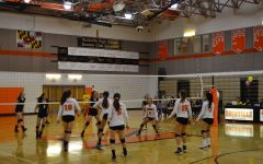 Girls Volleyball Drops Straight Sets; Lily's Hope Serves Another Ace