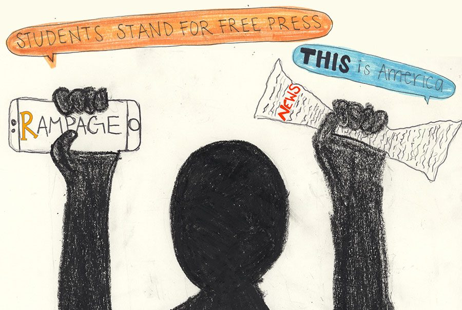 Student Journalists Fight to Reverse Stigma Against Media