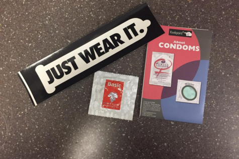 Free condoms are being distributed starting Oct. 1 in all MCPS high schools.