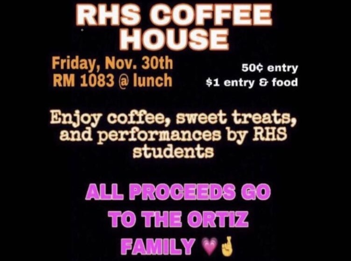 Coffee House Being Held to Raise Money for Students in Car Crash
