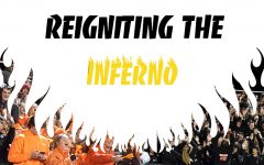 Inferno Brings Renewed Energy to Student Fan Section