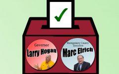 Gov. Hogan Wins Handily; Elrich Replaces Leggett as County Executive