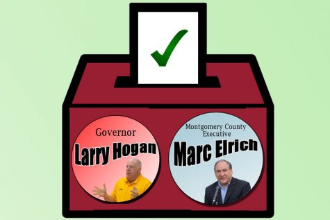 Gov. Hogan Wins Handily; Elrich Replaces Leggett as County Executive