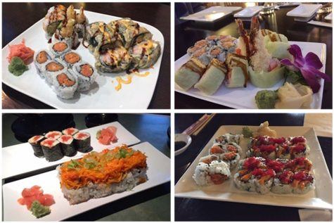 Best of Local Sushi Restaurants
