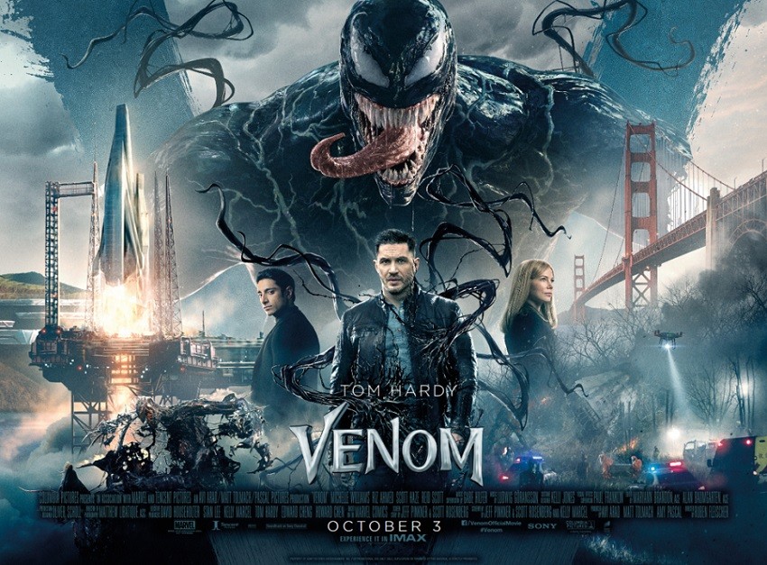 Venom Movie Has No Teeth Rampage