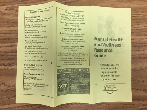 Counselors Begin Suicide Prevention Presentations