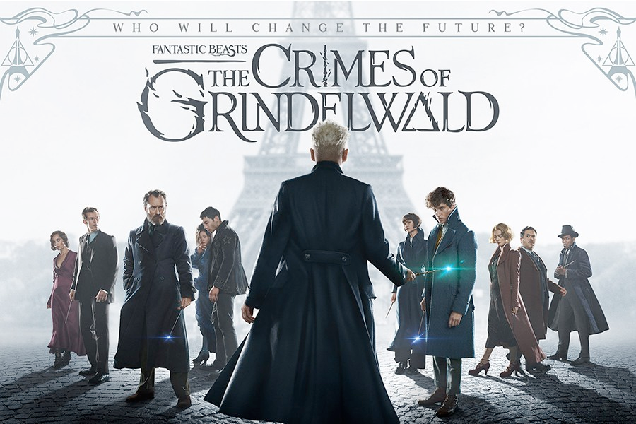 %27Fantastic+Beasts%3A+The+Crimes+of+Grindelwald%27+premiered+Nov.+16+bringing+fans+on+a+new+Dumbledore+and+Grindelwald+adventure.