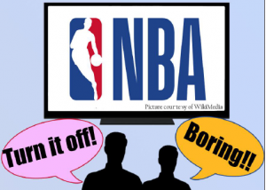 For years NBA viewing has been in steady decline and it is of their own doing.  The league can make a few simple changes to draw larger crowds starting with restrictions on defense.