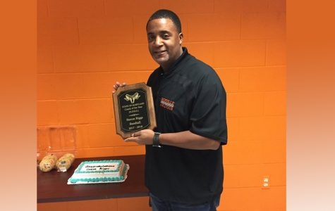 Baseball Coach Wins State Award