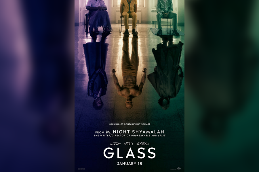 The recently released 'Glass' was highly anticipated and then fell far short of expectations , many fans of the trilogy said.