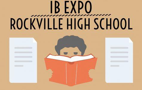 IB Expo Celebrates Senior Accomplishments