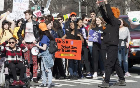Some studnets have questioned whether or not protests over the last two years have been effective in achieving goals of changing national gun laws or the national discourse.