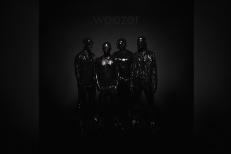 Weezer's Back with Black Album