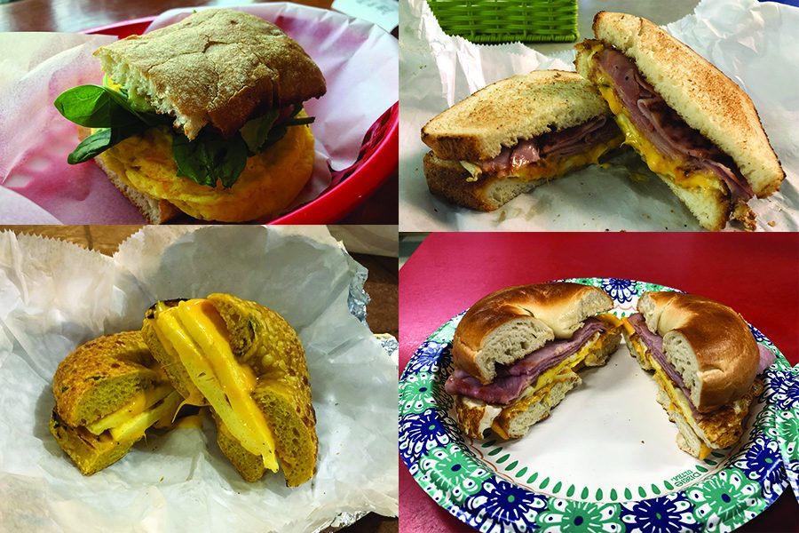 Best 'Hole in the Wall' Breakfast Sandwich