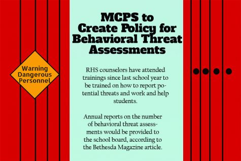 MCPS To Create Policy for Behavior Threat Assessments