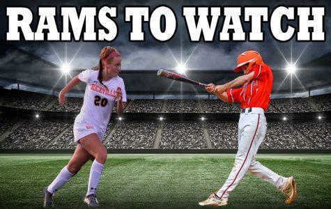 Rams to Watch: Emilia Webb and Sam Brami