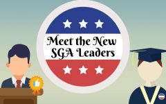 SGA Leaders Elected for 2019-20 School Year
