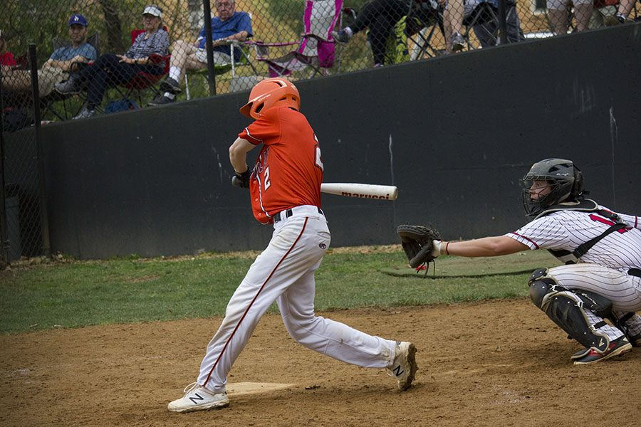 Varsity+baseball+had+a+10-7+record+for+the+2019+season.++They+lost+to+the+Magruder+Colonels+in+the+second+round+of+playoffs.