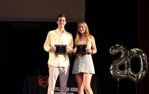 2019 Model Rams Announced at Varsity Banquet