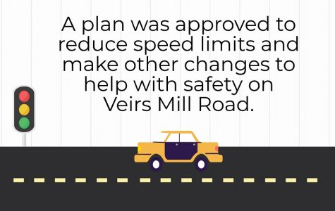 Veirs Mill Receives New Traffic Plan