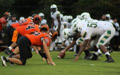 Rams Take Down Kennedy Cavaliers in First Home Game