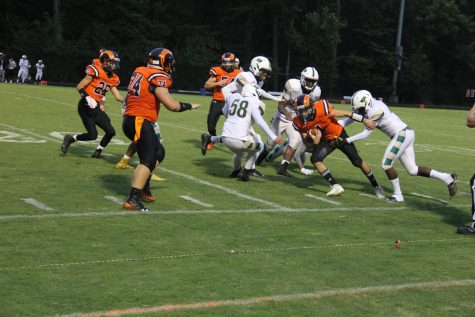 Damascus Forfeits First Game of Season, RHS Starts Season with a Win