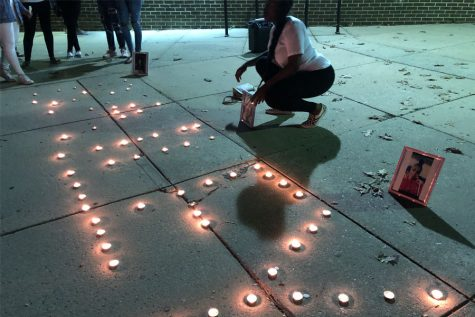 A vigil service was organized Sept. 8 to celebrate the life of former RHS student Bailey Reeves. Family, friends and members of the community sang  songs and shared stories of the young transgender teen.