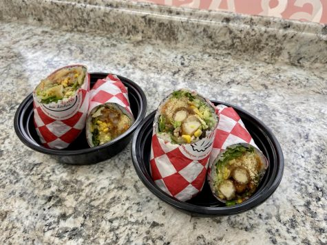 $18 & Under: 168 Asian Burrito