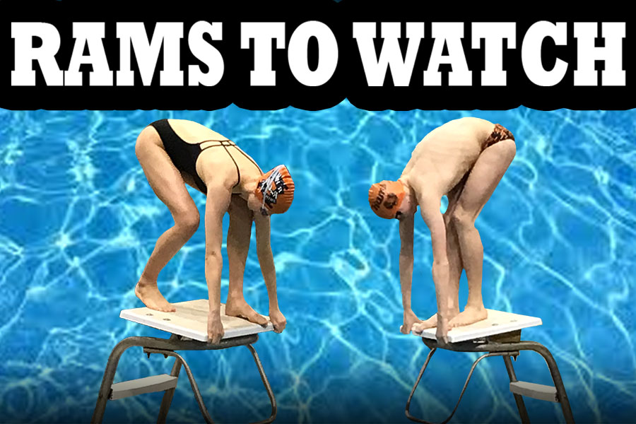 Rams+to+Watch%3A+Swimmers+Maeve+Campbell%2C+Toby+Barnett