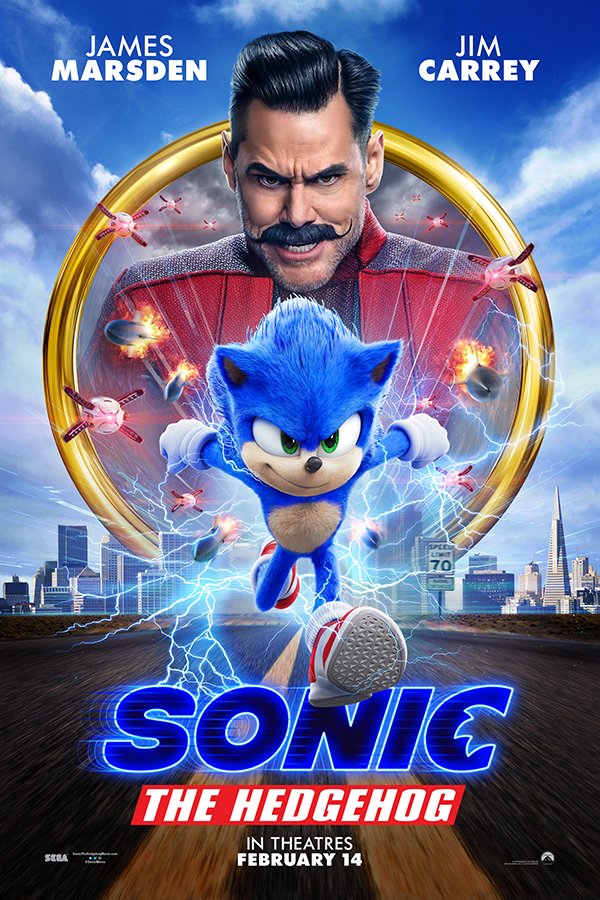 """Sonic the Hedgehog"" brings a new sense of humor to live-action comedy films and will be enjoyed by anyone in the family."